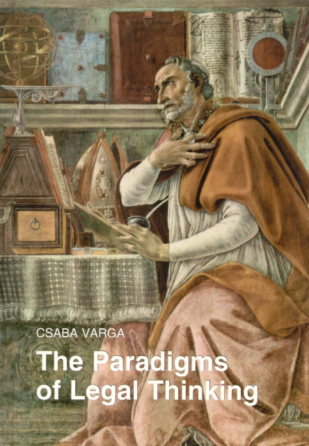 The Paradigms of Legal Thinking