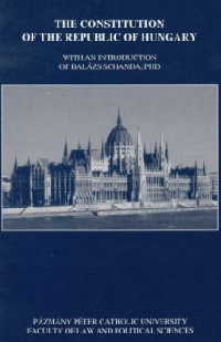 The constitution of the Republic of Hungary