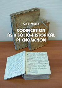 Codification as a Socio-historical Phenomenon