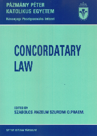 Concordatary Law