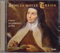 Sancta Mater Teresia CD