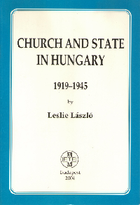 Church and state in Hungary 1919-1945